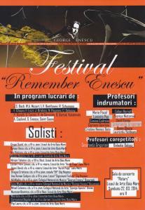 Afis Remember Enescu Baia Mare 2014 001
