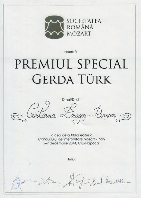 Mozart 2014